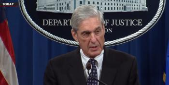 WATCH LIVE: Robert Mueller Testifies To Congress