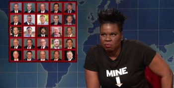 SNL's 'Leslie Dracarys Jones' Tears Into Alabama Republicans For Their Latest Draconian Abortion Law