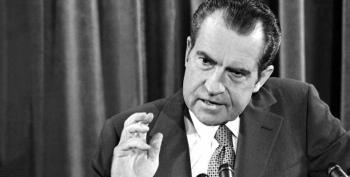Executive Privilege Didn't Help Nixon And It Won't Help Trump