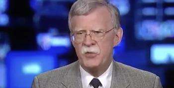 Hey Hey, Ho Ho, John Bolton Has Got To Go