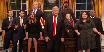 SNL Cold Open: A Lawless White House Celebrates