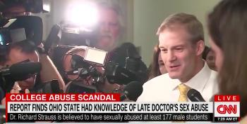 Jim Jordan Claims Ignorance Of OSU Sexual Abuse, But 22 Other Coaches Knew