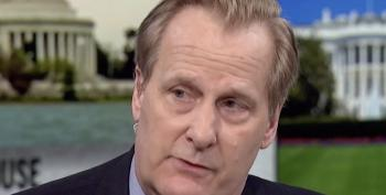 Actor Jeff Daniels Rips GOP Cowards: 'Democracy Is At Stake'