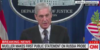 Robert Mueller Blows Trump's 'No Obstruction' Lie To Bits