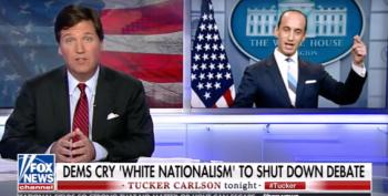 Beltway Media's White Nationalism Is Now Mainstreamed