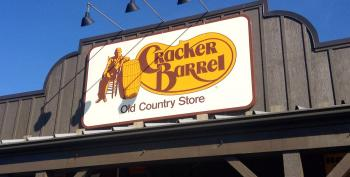 Cracker Barrel Cancels Homophobic Pastor's Event