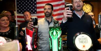 Trump Brothers Skipped Out On Irish Pub Bar Tab
