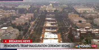 Trump Still Owes D.C. Millions For Inaugural