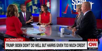 Bakari Sellers Whacks Trump Booster For Pushing 'Crazy Right-Wing Talking Points' On CNN