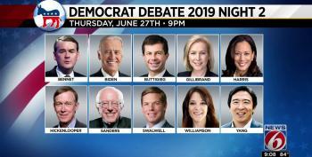 Democratic Debate Livestream And Open Thread