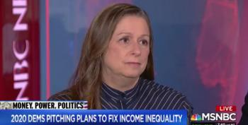 Abigail Disney Says It's Time To Stop Putting Shareholders First