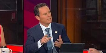 Fox's Brian Kilmeade Goads Trump For Reversing On Iranian Airstrikes: 'Looks Like Weakness'