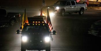 Oregon Militiamen Vow To Defend The Scofflaw Republican Senators From Arrest By Oregon Troopers
