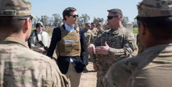 Jared Kushner Holds A 'Peace In Middle East' Party; Nobody Shows