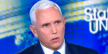 Mike Pence Blames Democrats After Trump Denies Soap To Imprisoned Migrant Kids