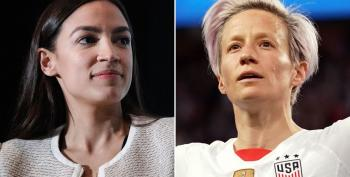 Megan Rapinoe Accepts AOC's Invitation For A Tour Of The House