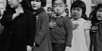Trump Administration To House Migrant Children At Base That Served As Japanese Internment Camp
