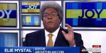 Elie Mystal Shreds Trump Jr. For Talking About Whether Kamala Harris Is 'Black Enough'