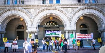 Trump International Hotel's Liquor License In Jeopardy