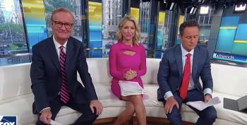 Fox And Friends Pretends Trump's Working On His Birthday