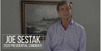 Joe Sestak Decides To Join The Democratic Presidential Race