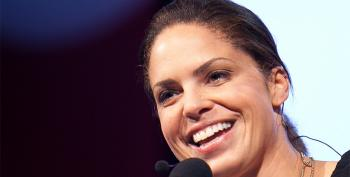 'Be Ashamed': Soledad O'Brien Destroys Anthony Scaramucci's Wife In A Single Tweet