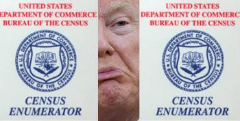 So-Called President Orders Do-Over On Census Corruption Plan