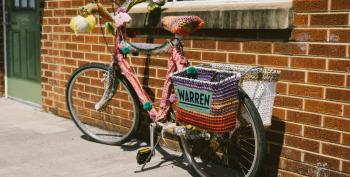 Twitter Recalls The Fun: 'Elizabeth Warren Is Your New Bicycle'