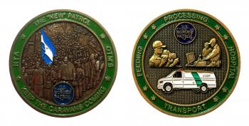 Border Patrol Agents Mock Care For Migrant Kids With Commemorative Coin