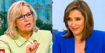 Liz Cheney Clashes With CBS Host In Ugly Interview: 'The News Media Wants To Make It About Race'
