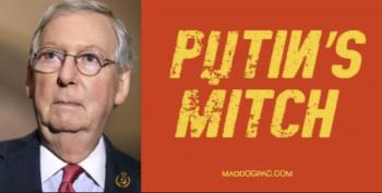 Trump Defends 'Moscow Mitch' McConnell Over Calls That He's A Russian Asset