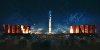 Washington Monument Celebrates Apollo 11's 50th Anniversary