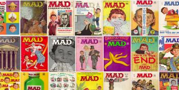 RIP Mad Magazine, We Need You More Than Ever