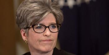 Joni Ernst Compares Border Conditions To Thanksgiving Guests