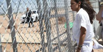 Border Patrol Agents Post Vile Threats Against AOC, Migrants
