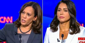 'Fancy Speeches': Tulsi Gabbard Tussles With Kamala Harris