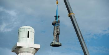 A Confederate Statue Graveyard Could Help Bury The Old South
