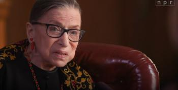 Ruth Bader Ginsburg Will Be Dancing On ALL Our Graves