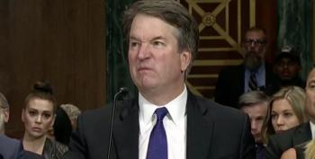 What Would Video Of Kavanaugh's Hearing Prep Reveal?