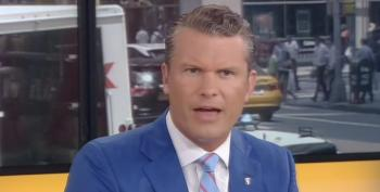 Fox News' Pete Hegseth Wants A '9-11 Style Commission' To Investigate AOC's Election