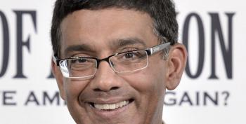 Dinesh D'Souza Calls Robert Mueller A 'Mentally Retarded' Look-A-like
