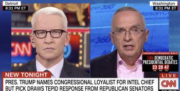 Ralph Peters On Lying Sycophant DNI Nominee Ratcliffe: 'You Gonna Put A Monkey In There?'