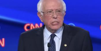 Bernie Sanders Slams Jake Tapper For Using Republican Talking Points