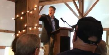 New Hampshire Governor Auctions Off Copy Of Family Leave Veto At Republican Fundraiser