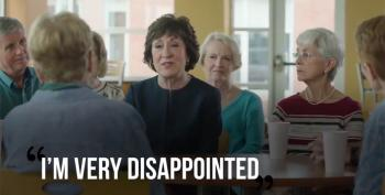 The Very Funny Ad Using Susan Collins' Own Words