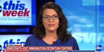 Rep. Rashida Tlaib On Detention Centers: 'Traumatic' And 'Inhumane'