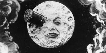 C&L's Sat Nite Chiller Theater: 'A Trip To The Moon,' 1902