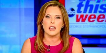 Mercedes Schlapp Tries To Have It Both Ways: Trump 'Stands With' And 'Disagrees With' Racist Chanters