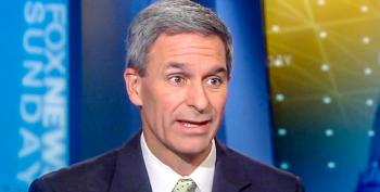 USCIS Head Ken Cuccinelli: Trump Is 'Determined To Fix' Census Process By Adding Citizenship Question