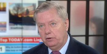 The Grotesque Sadism Of Lindsey Graham